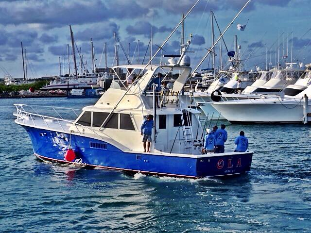 Ola sport fishing aruba Fishing in aruba